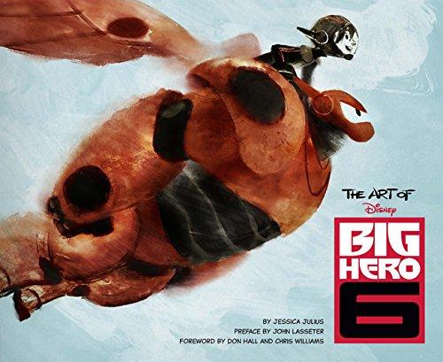 the art of big hero 6 - 1