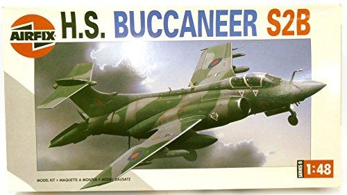 エアフィックス AIRFIX 1/48 H.S. BUCCANEER バッカニア S2B