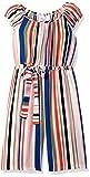 Bonnie Jean Little Girls' Jumpsuit, Multi Stripe, 6