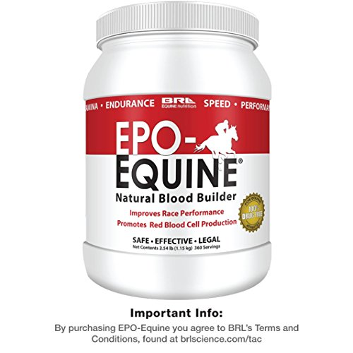 EPO EQUINE FORMULA 2.54 LBS (360 SERVINGS) by Biomedical Research Laboratories