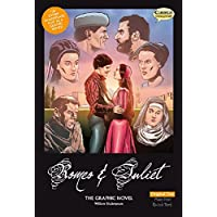Romeo and Juliet The Graphic Novel: Original Text (Unabridged, British English)