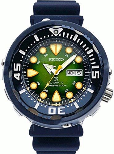 SEIKO SRPA99 セイコー プロスペックス ダイバーズ メンズ ウォッチ 200m防水 グリーン 限定モデルの商品画像