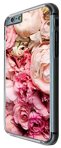355 - Shabby Chic Real Roses Design iphone 6 6S 4.7'' Coque Fashion Trend Case Coque Protection Cover plastique et métal