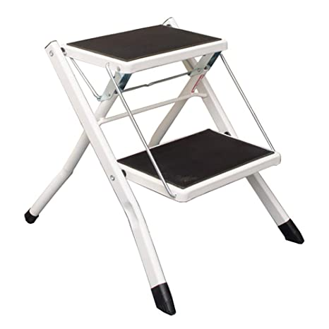 Amazon.com: Step Stools Folding Step Stool for Adult/Child ...