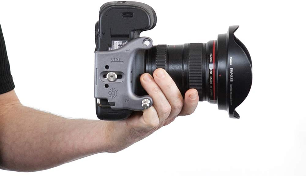 The Professional Carry System for x2 DSLR Cameras with Long Lenses and Heavy Gear! SpiderPro Dual Camera System v2 Spider Holster