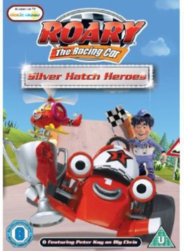 Roary Heroes Silver Hatch Racing Car The NwPXZnOk80