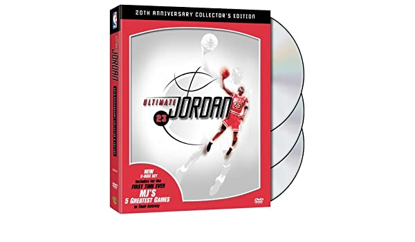 Ultimate Jordan [Reino Unido] [DVD]: Amazon.es: Michael Jordan, Christopher Martin, Jay Thomas, Charles Barkley, Jack Haley (II), John Paxson, Magic Johnson ...