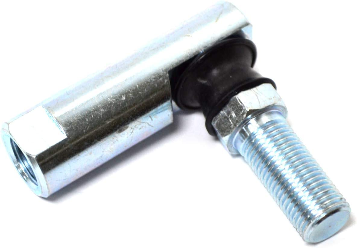Replacement Garden Tractor Tie Rod End Compatible with John Deere 120 140 312 318 420 AM100644