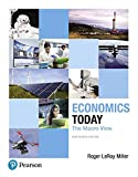 img - for Economics Today: The Macro View (19th Edition) (Pearson Series in Economics) book / textbook / text book