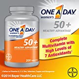 Cheap One a Day® Women's 50+ Healthy Advantage, 200 Tablets