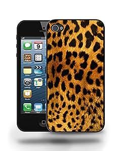 Animal Fur Skin Cheetah Phone Case Cover Designs for iPhone 4 4S