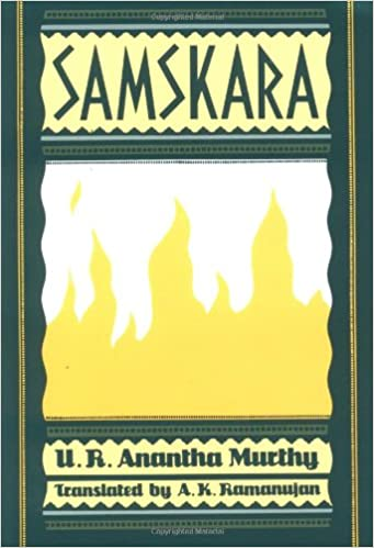 Book Samskara: A Rite for a Dead Man (Oxford India Collection)