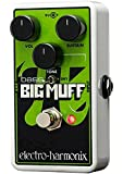 Electro-Harmonix Nano Bass Big Muff Bass Distortion Effects Pedal
