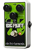 Electro-Harmonix Nano Bass Big Muff Bass Distortion Effects Pedal
