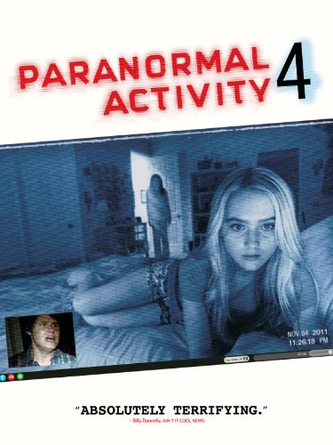 Paranormal Activity 4 - Rated -