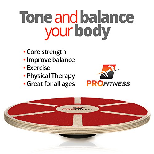 Balance Board Exercises For Knee: Supports Squat Bar Weight Lifting