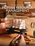 Book Cover for A Framework for Human Resource Management (7th Edition)