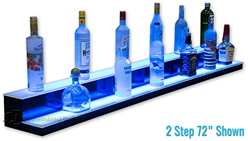 2-Tier-LED-Liquor-Bottle-Display-Low-Profile-Style-60-Length