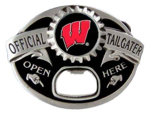 Wisconsin Badgers Tailgater Novelty Belt Buckle ()