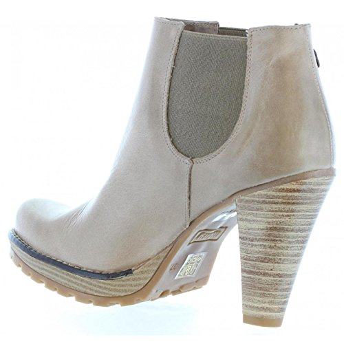 Bottines pour Femme MTNG 93167 RUSTICO TAUPE
