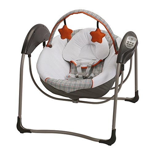 Graco Glider Petite Gliding Swing, Milton by Graco