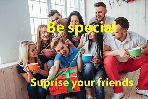 Buy gag gifts for best friend