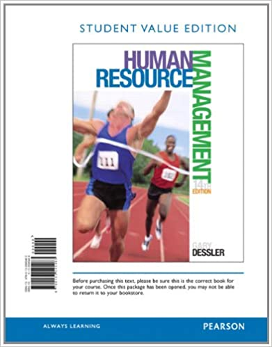 Literature Review for Human Resource Management   Human