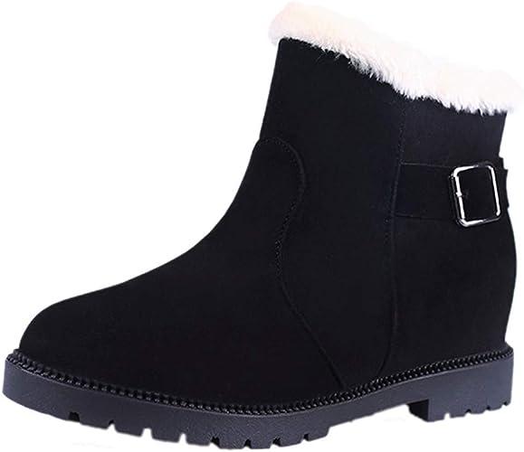 Snow Boots Women Ladies Shoes Wide Fit