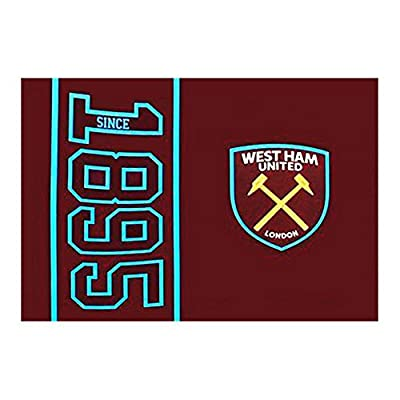 West Ham United Since 1895 Flag (152cm x 91cm)