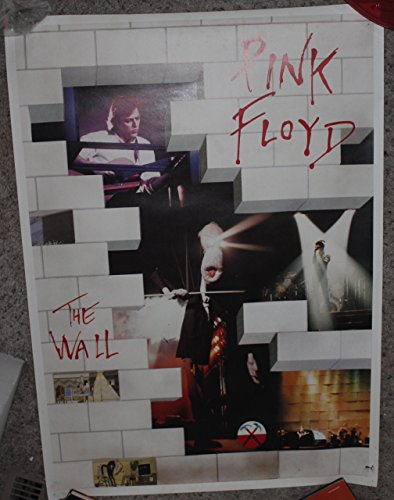 Pink Floyd the Wall Promo Vintage Poster 24