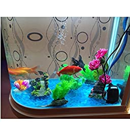 Bestgle Gorgeous Fish Tank Decoration Aquarium Ornament Marbles Tumbled Matte Beach Sea Glass Beads for Aquarium, 1 Pound Heavy Enough Decorative Gravel Rocks Sand Stones Pebbles Gems