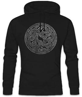 YGGDRASIL III SWEATSHIRT Arsen Tyr Life Tree Vikings Odin Thor Sweat Pullover