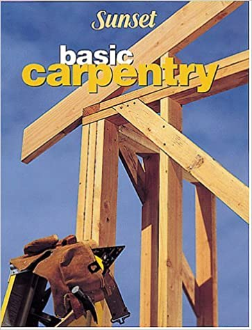 Book Basic Carpentry (Sunset Books) by Sunset Books (1995-03-01)