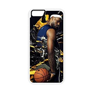 """D-PAFD Customized Lebron James Pattern Hard Phone Case For iPhone 6 Plus (5.5"""")"""