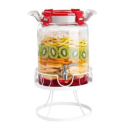 JB-JT Dispensador De Bebidas De 7.5 litros con Grifo, Barril ...