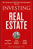 Investing in Real Estate, Andrew McLean and Gary W. Eldred, 0470499265
