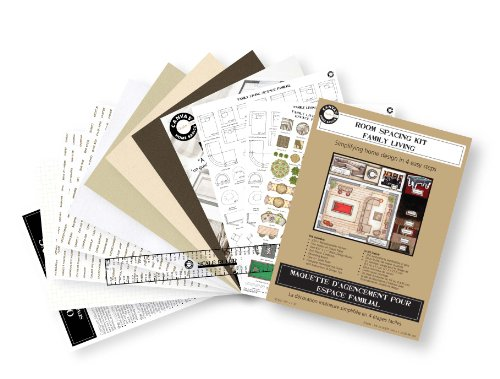 Canvas Corp Family Living Room Spacing Kit (Box Kit Room)