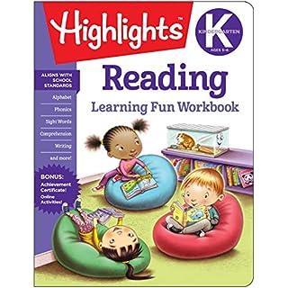Kindergarten Reading (Highlights Learning Fun Workbooks)