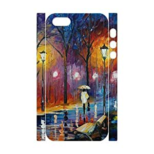 Brand New Phone 3D Case for iPhone 5,5S with diy Art Painting