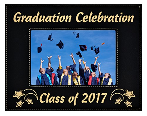 GRADUATION CELEBRATION CLASS OF 2017 ~ Custom Elegant Bla...