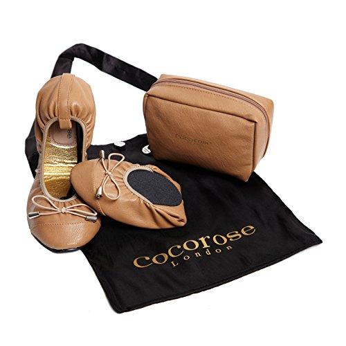 Mujer Cocorose Cocorose Beige London London Ballet q78HUFTw