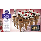 Wilton 2105-4820 Cupcake Cone Baking Rack, Assorted