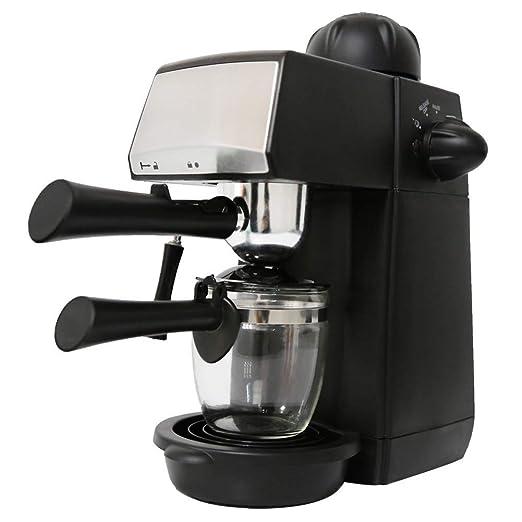 SYSWJ Cafetera Máquina De Café Espresso Tipo Vapor ...