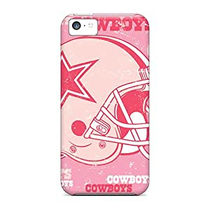 New Style Cases Covers Rrn7588ehzr Dallas Cowboys Compatible With Iphone 5c Protection Cases