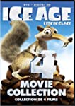 Ice Age 1-4 Collection (Bilingual)