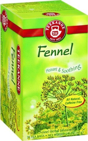 Teekanne Tea Fennel