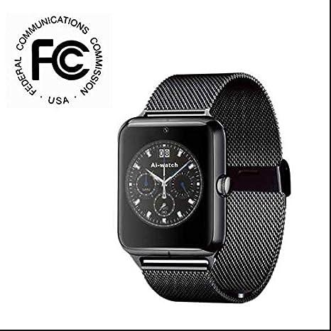Fitness Tracker Deportes relojes Smart teléfono,Podómetro ...