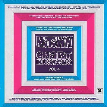 Motown Chartbusters Vol 4: Amazon.co.uk: Music