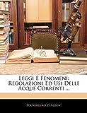 Leggi E Fenomeni, Bernardino Zendrini, 1145729398