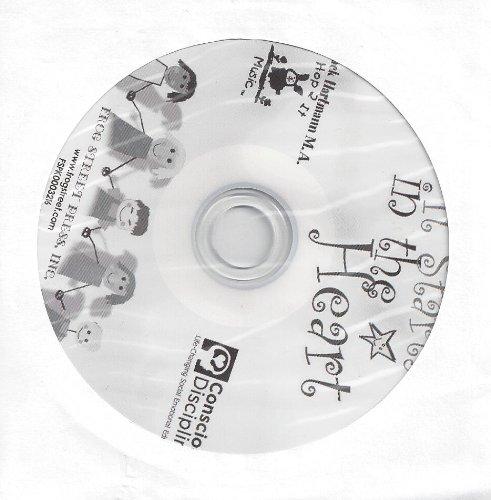It Starts in the Heart!, Frog Street Pre-K Music CD